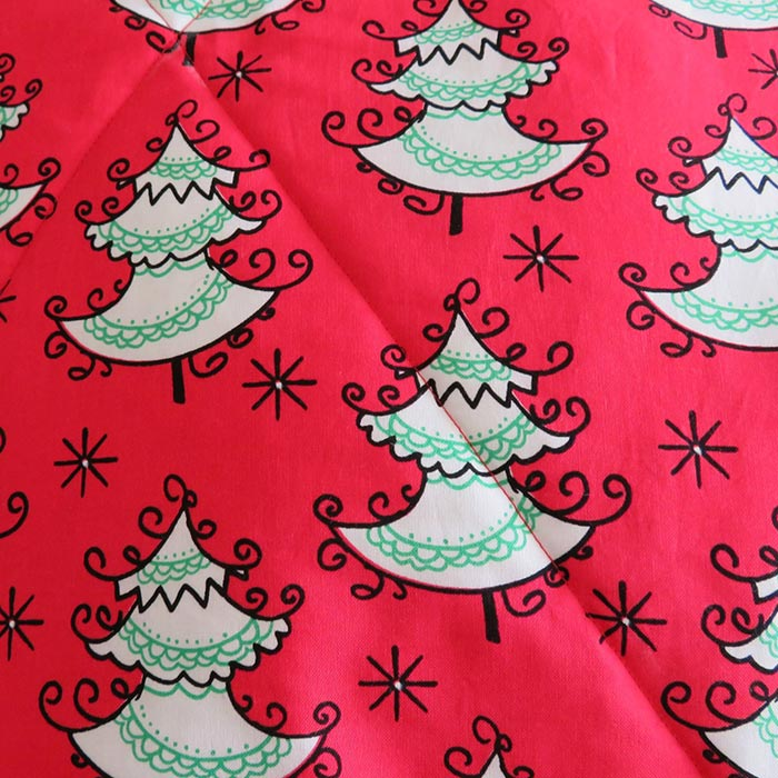 PET-SLEEPING-MATS-COTTON-Festive-Tree