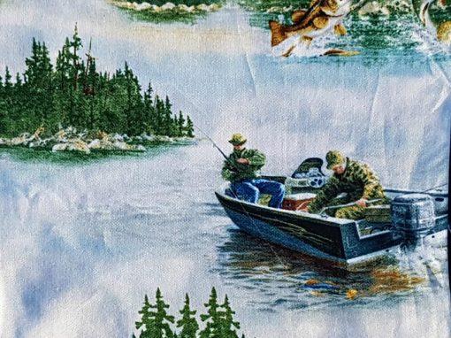 Retro Fisherman
