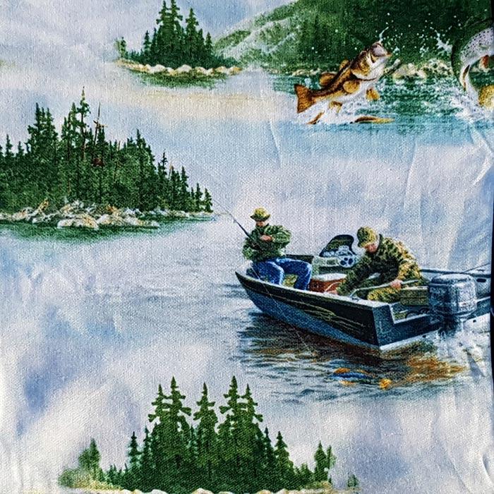 PET-SLEEPING-MATS-COTTON-Retro-Fisherman