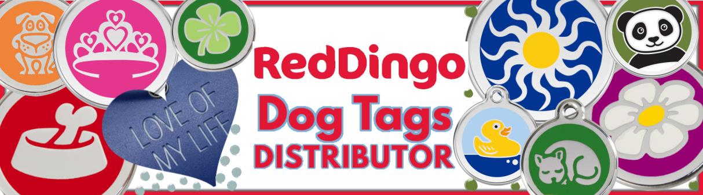 REDDINGO DOG TAGS CANADA