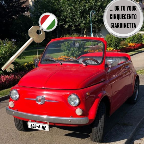 OTHER USES FOR RED DINGO ITALIAN FLAG TAG 500