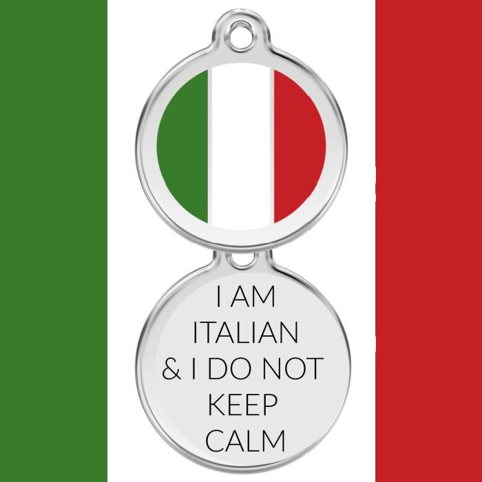 I AM ITALIAN